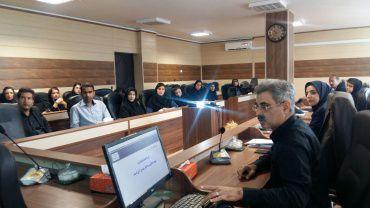 خدمات  وحمایت های پارک علم و فناوری کرمانشاه به دانشجویان گیاه  پزشکی دانشگاه رازی معرفی شد