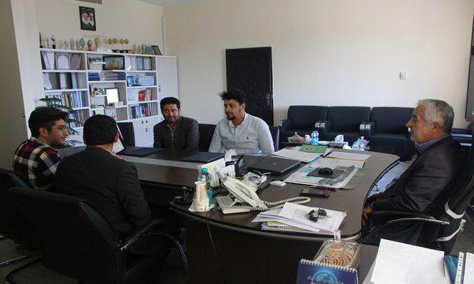هم افزایی دو شرکت صاحب دانش مرکز رشد پارک علم و فناوری البرز برای تولید محصولات مورد نیاز صنایع داخلی
