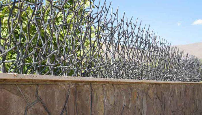 چرا حفاظ شاخ گوزنی بهترین نرده روی دیوار است؟