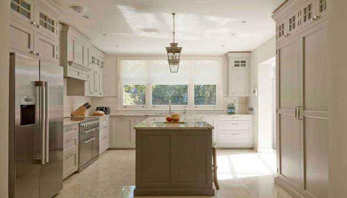 چگونه طرح و مدل کابینت آشپزخانه ایرانی را انتخاب کنیم؟