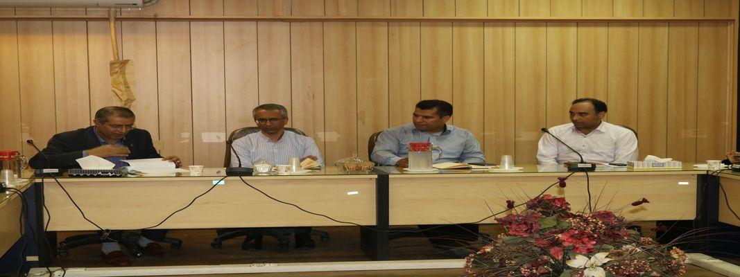 دومین نشست مشترک گروه های آموزشی و مراکز تحقیقاتی دانشکده بهداشت