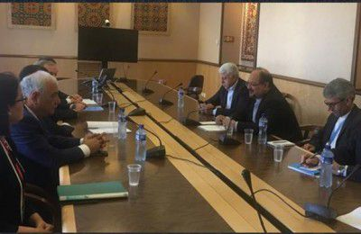 گسترش روابط کاری ایران با جمهوری آذربایجان