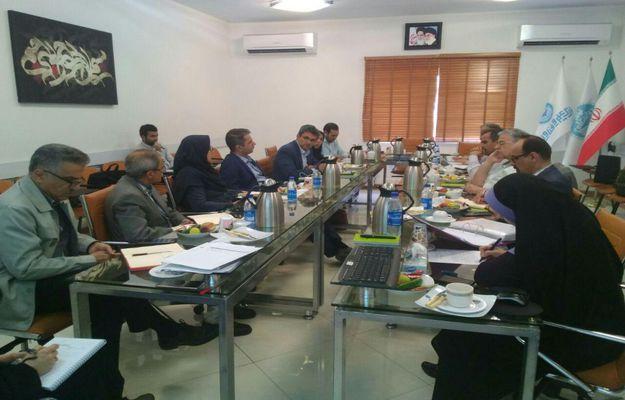 دومین جلسه هیات مدیره انجمن علمی پارک های علم و فناوری و مراکز دانش ایران