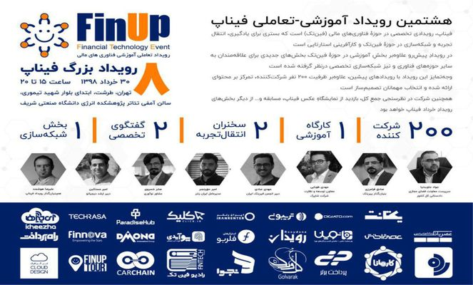 رویداد بزرگ فیناپ با محوریت مسائل پرداختیارها برگزار میشود