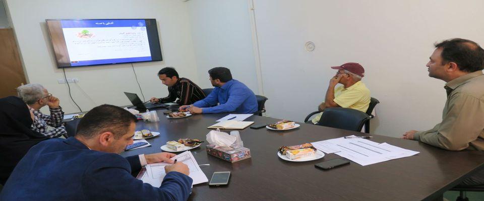 برگزاری اولین جلسه شورای مرکز رشد واحدهای فناور شرق گلستان در سال ۹۸