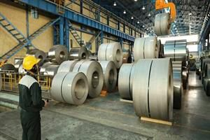 «سرد» و «گرم» ورقهای فولادی به صنعت رسید