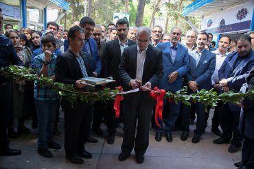با حضور شرکت های فناور پارک علم و فناوری کرمانشاه؛ نخستین نمایشگاه رونق تولید کشور افتتاح شد