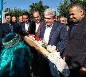 افتتاح فاز دوم توسعه پارک علم و فناوری دانشگاه تحصیلات تکمیلی زنجان