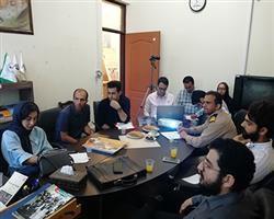 کارگاه آموزشی نحوه تکمیل اظهار نامه مالیاتی در مرکز رشد نوشهر برگزار شد