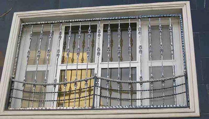 حفاظ پنجره فرفورژه در چه ساختمان هایی نصب می شود؟