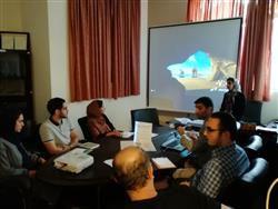 اولین کافه تک با موضوع دریا در مرکز رشد نوشهر برگزار شد