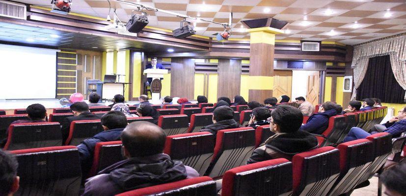 برگزاری جشن دوسالگی همفکر شاهرود
