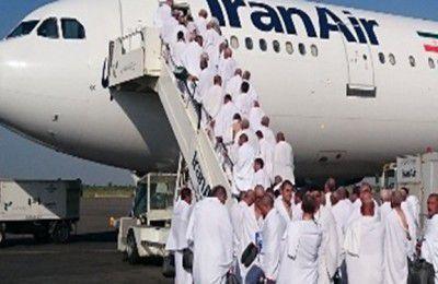 اعزام ۳۰ هزار زائر از فرودگاه امام خمینی به خانه خدا تا ۱۴ مرداد
