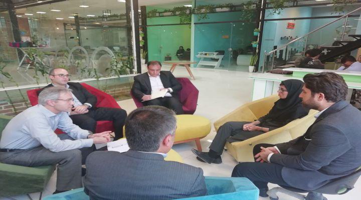 تبادل تجربیات اکوسیستم های نوآوری مناطق با حضور معاونین پارک علم و فناوری گیلان و هیات همراه در پارک علم و فناوری سیستان و بلوچستان
