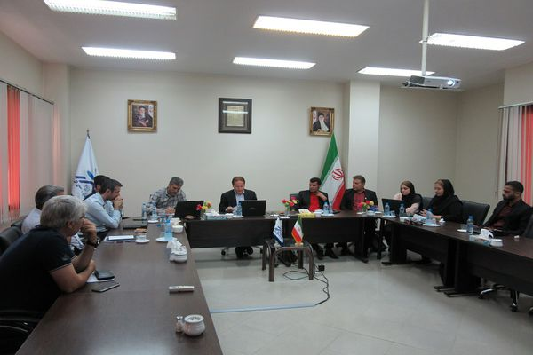 برگزاری دوره آموزشی پیش از جلسه کمیته جذب و پذیرش در پارک علم و فناوری البرز