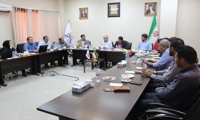 جلسه کمیته جذب و پذیرش پارک علم و فناوری البرز برگزار شد