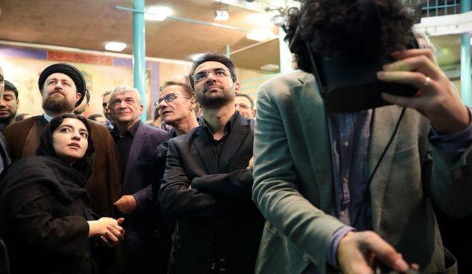 رونمایی از سامانه «شبیه سازی واقعیت مجازی جماران» در روز تجدید میثاق خانواده بزرگ ارتباطات کشور با آرمان های امام راحل