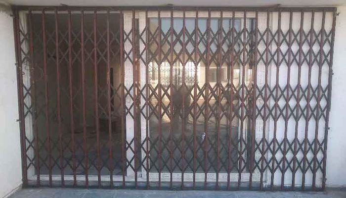 ساخت حفاظ درب آپارتمان آکاردئونی در تهران