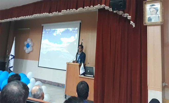 شروع رویداد نوآورانه اشتغالزایی حوزه آب در دانشگاه کردستان