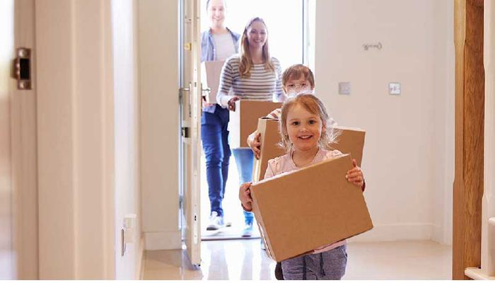 فوت و فن اثاث کشی منزل بدون استرس