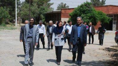 بازدید از مرکز آموزش عالی امام خمینی(ره)