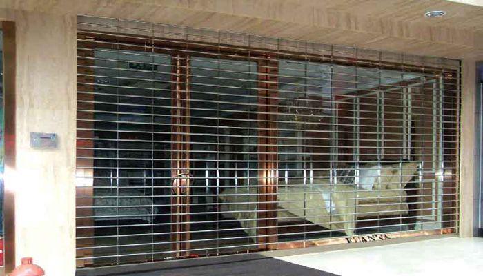 طراحی و ساخت حفاظ استیل پنجره فوری