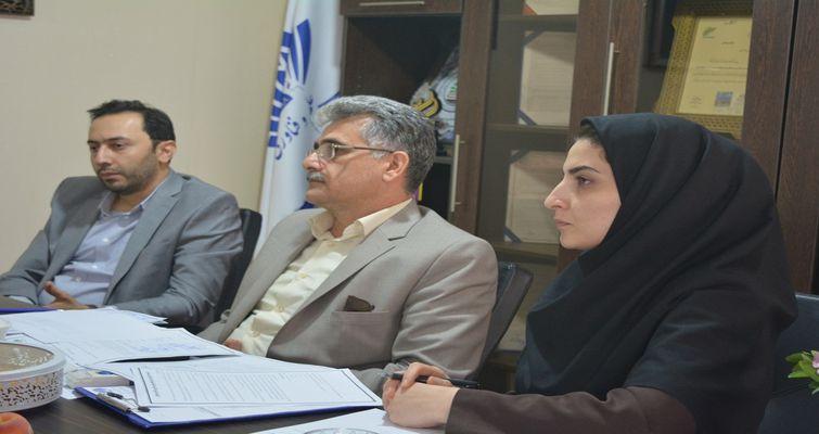 نشست صندوق جامع پژوهش و فناوری خوزستان برگزار شد