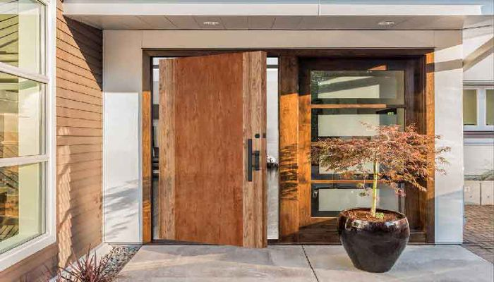 علت افزایش قیمت درب چوبی اتاق خواب چیست؟