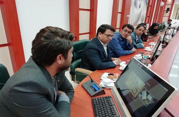 هم افزایی و تقویت تعاملات بین زیست بوم های نوآوری/ بازدید اعضای هیئت علمی دانشگاه بیرجند از پارک علم و فناوری سیستان و بلوچستان