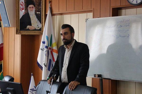 کارگاه انتقال تجربه در حوزه نظارت و ارزیابی حرفه ای در پارک علم و فناوری البرز برگزار شد