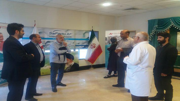گفت و گو پیرامون تعامل ایران و عراق در حوزه انتقال فناوری