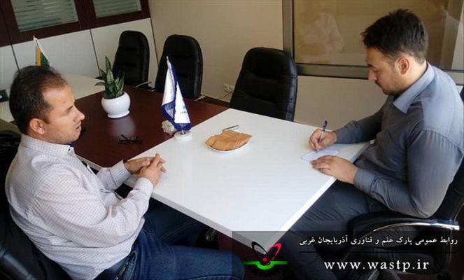 اثرات مثبت برگزاری تور فناوری برای شرکت های مستقر در پارک علم و فناوری آذربایجان غربی