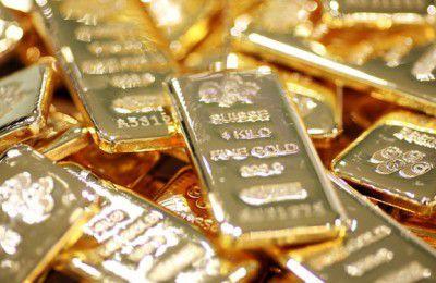 افزایش ۴.۱ دلاری قیمت طلا در بازار جهانی/ هر اونس طلا ۱۴۱۸.۱ دلار