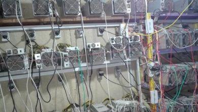 قاچاق بودن ۹۵ درصد از واردات دستگاه استخراج ارز دیجیتال