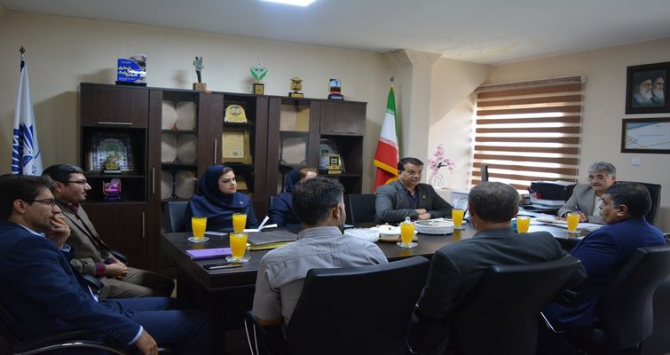 در نشست مدیرشعب بانک پارسیان با سرپرست پارک علم و فناوری خوزستان مطرح شد: ارایه تسهیلات کم بهره به شرکت های عضو پارک