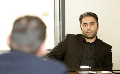 گفتگو با دکتر شاهین محمودی، مدیرعامل شرکت عظیم کالای احد، عضو هلدینگ عظیمزاده