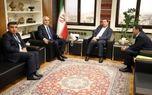 رحمانی: ایران آماده توسعه همکاریهای خود با آذربایجان است