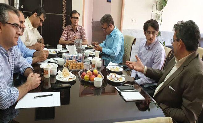 گسترش همکاریهای پارک علم و فناوری کردستان و دانشکده زبان و ادبیات دانشگاه کردستان