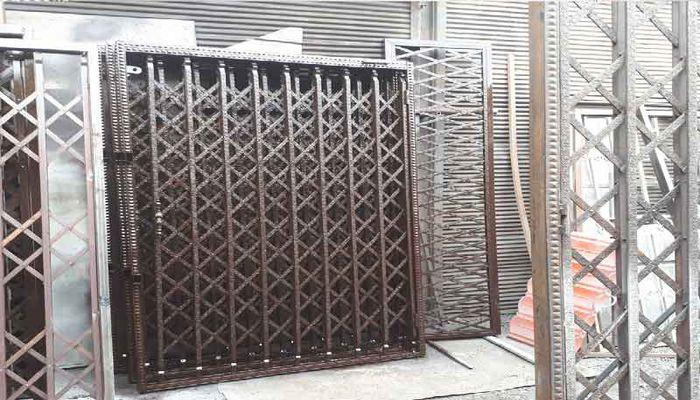 نصب درب آکاردئونی در تهران