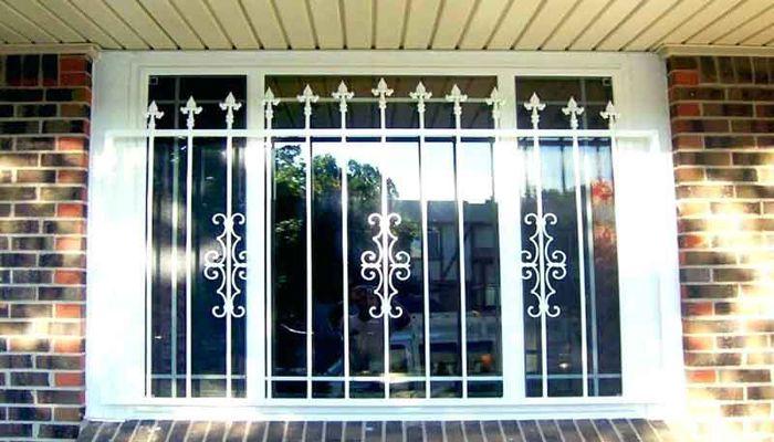 بهترین رنگ حفاظ پنجره ساختمان کدام است؟