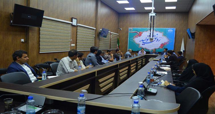سرپرست پارک علم و فناوری در نشست با کنسرسیوم نفت، گاز و پتروشیمی؛ نبود فضای کالبدی معضل اصلی پارک علم وفناوری خوزستان است