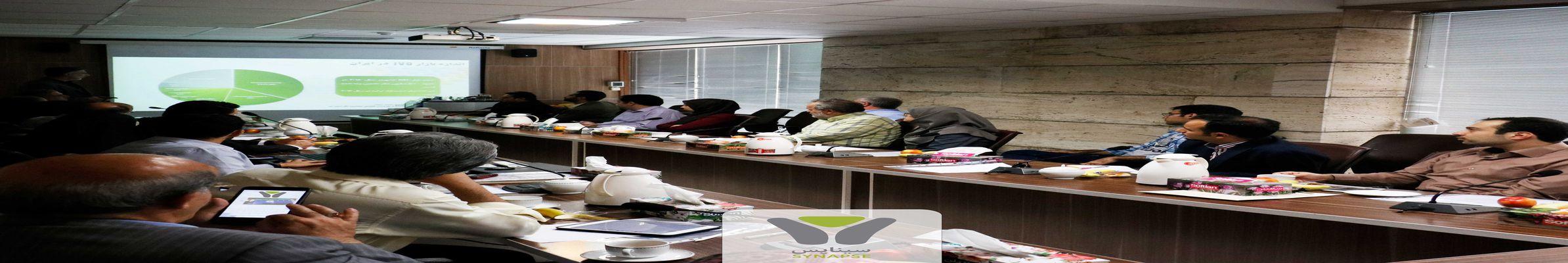 نشست شتاب دهنده سیناپس و اساتید دانشگاه صنعتی شریف