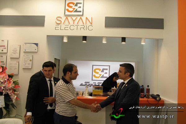 حضور شرکت سایان الکتریک در نوزدهمین نمایشگاه بین المللی صنعت ساختمان تهران