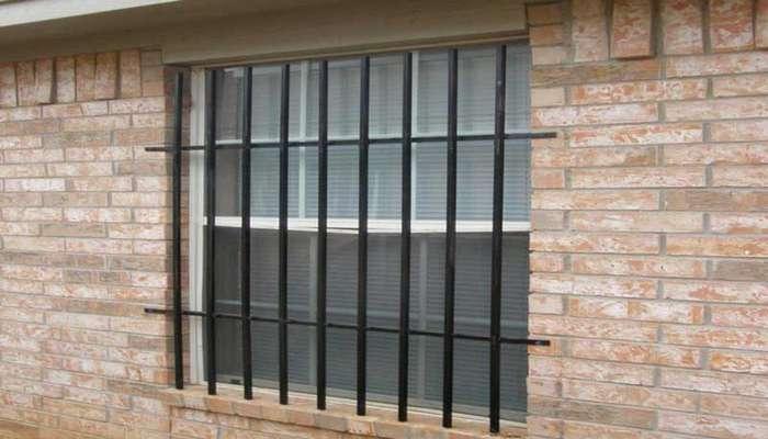 چرا حفاظ پنجره آهنی ساده هنوز هم طرفدار دارد؟