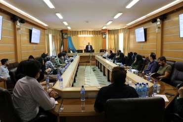 پارک علم و فناوری کرمانشاه برگزار کرد؛ کارگاه بررسی مبانی حقوقی قرار دادها قوانین و آیین نامه های پارک های علم و فناوری