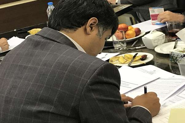 برگزاری ششمین نشست کمیسیون دائمی خراسان رضوی در پارک علم و فناوری خراسان