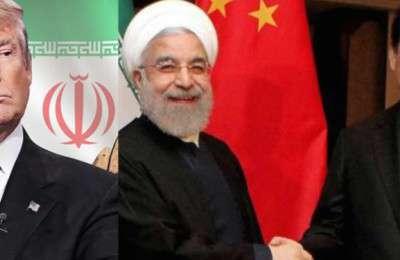 """چین در صورت فشار آمریکا برای خروج از پروژههای ایران """"گزینه طلایی""""را مطرح میکند"""