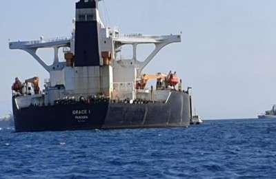 «جبل طارق» بیتوجه به درخواست آمریکا، «گریس ۱» را آزاد کرد