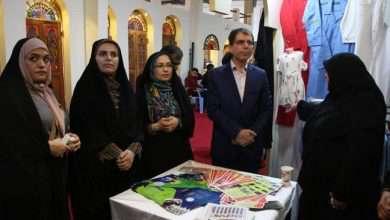 معرفی ظرفیت های استان بوشهر در نمایشگاه توانمندی های روستاییان و عشایر کشور