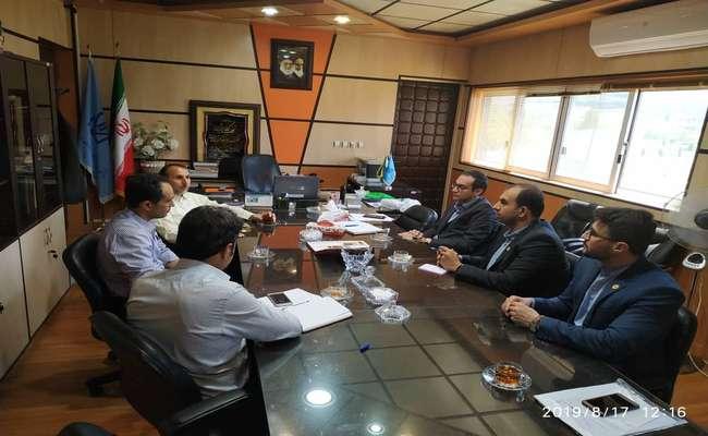 دیدار رئیس پارک علم و فناوری گلستان با معاون غذا و دارو دانشگاه علوم پزشکی استان